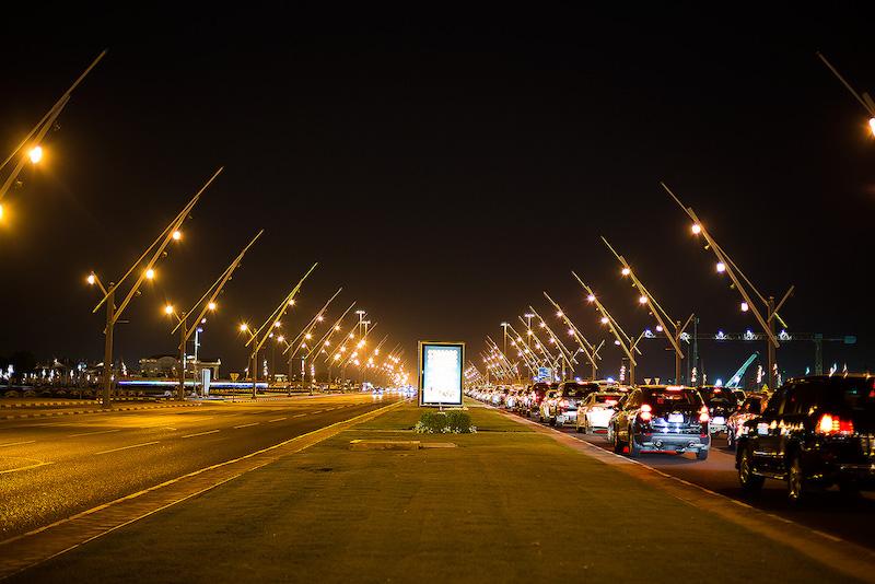 Al Waab Street Lighting - Ashghal