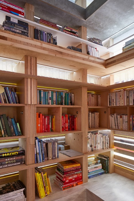 Urban Cabin - Library