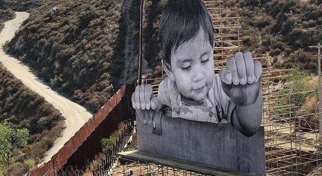 JR Border Installation - Mexican Side