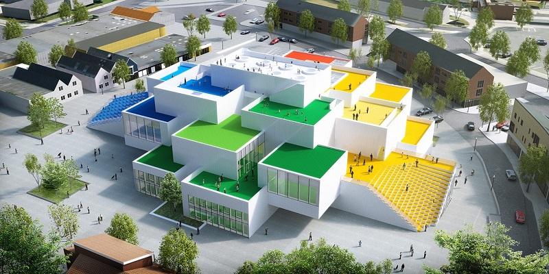 LEGO House - BIG