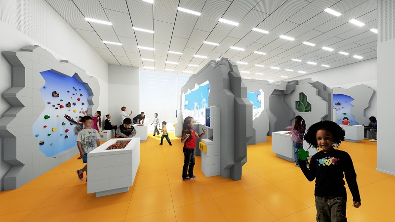 LEGO House - Play Zone
