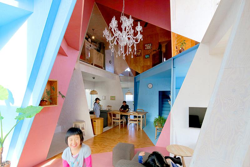 Apartment House - Kochi Architect's Studio