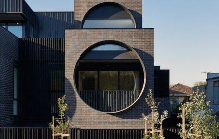 Cirqua Apartments - Porthole Window