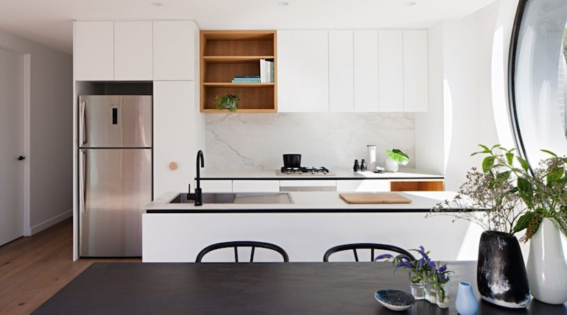 Cirqua Apartments - Kitchen Area