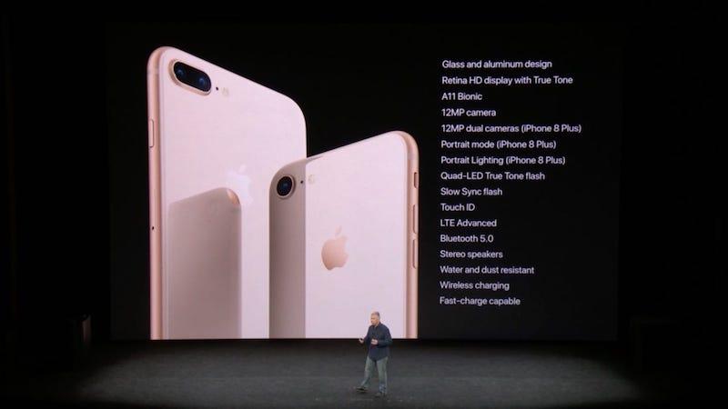 iPhone 8 - Keynote Address