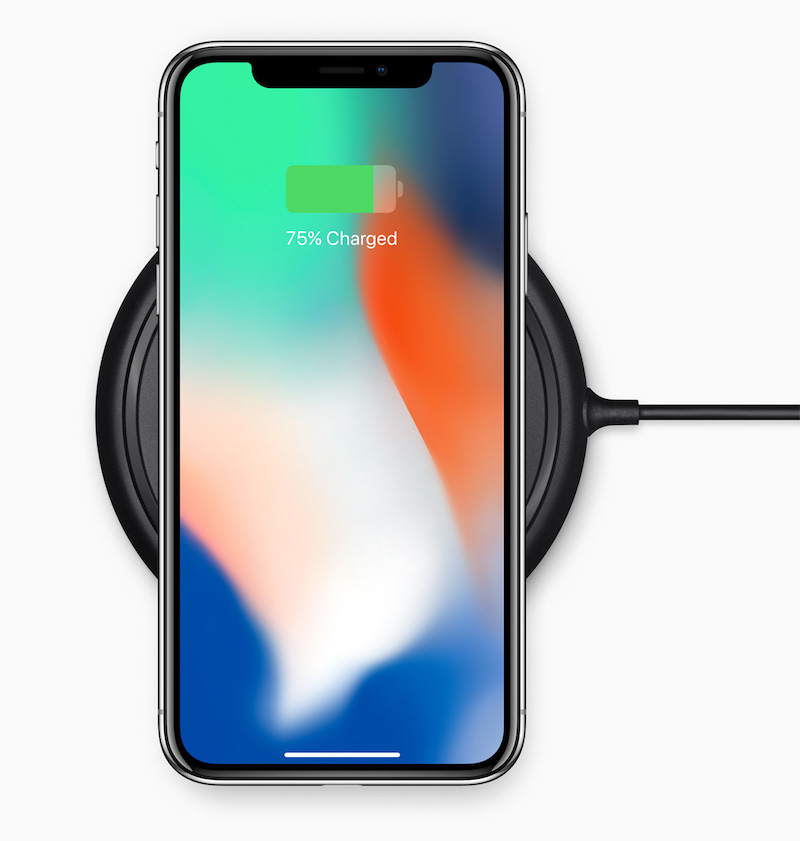 iPhone X - Wireless Charging