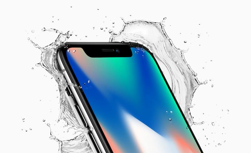 iPhone X - Waterproof