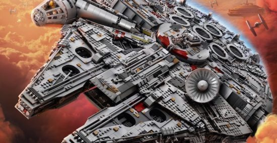Ultimate Collector's Set Millennium Falcon - LEGO