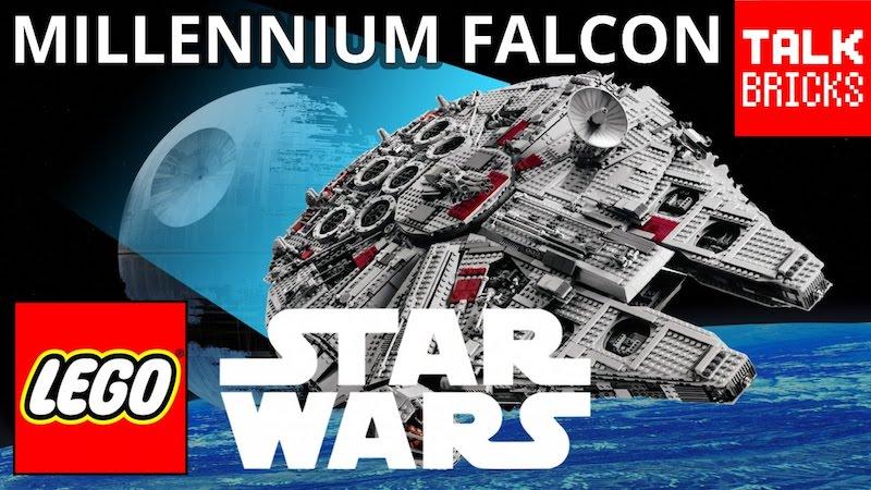 Ultimate Collector's Set Millennium Falcon - LEGO