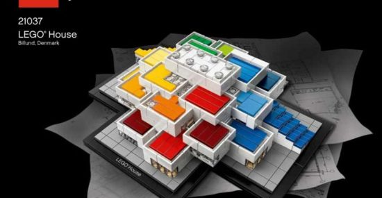 LEGO House - Model Kit