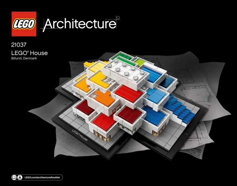 LEGO House - Model Kit