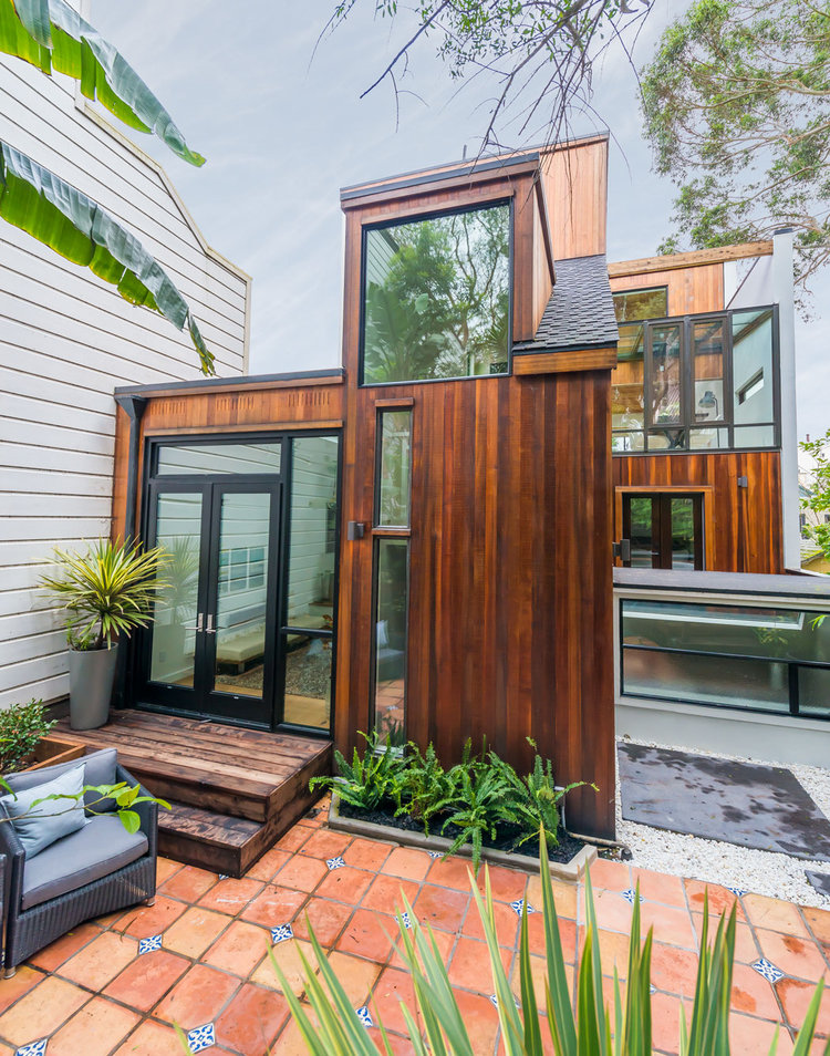 Backyard Home - Thomas Building Group