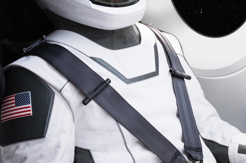 SpaceX Space Suit