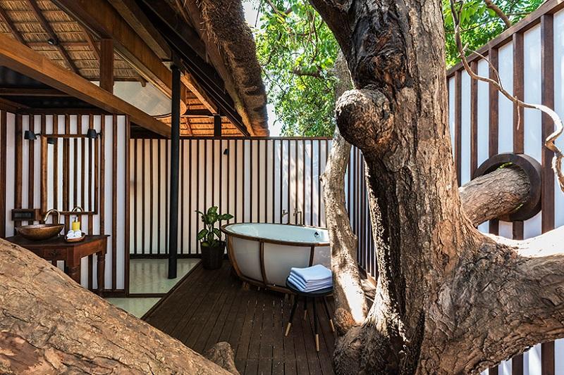 Tala Tree Resort - Outdoor Tub