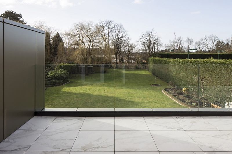 Surrey Tea Room - Balcony View
