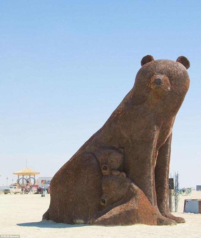 Ursa Mater (Mother Bear)