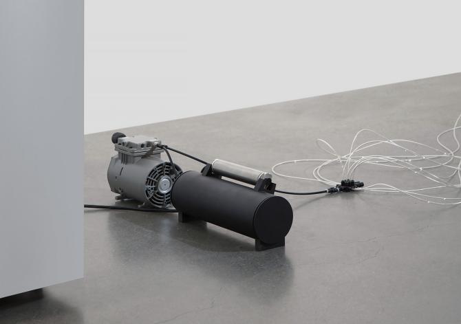 Strcuture #1 - Vacuum
