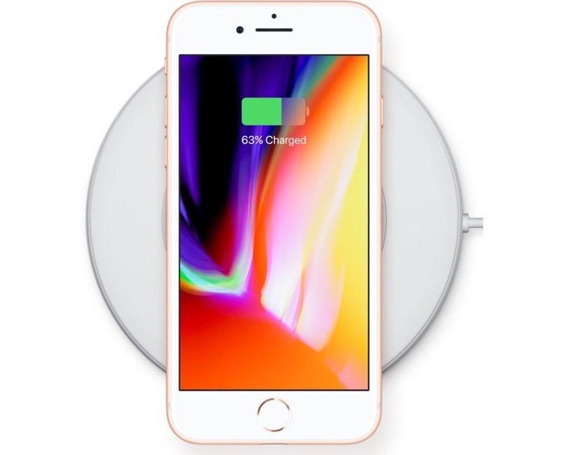 iPhone 8 - Wireless Charging