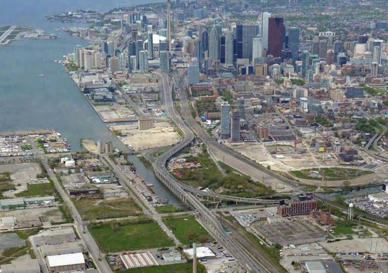 Gardiner Expressway - Toronto