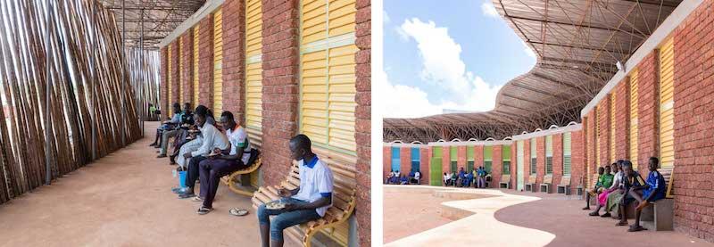 Lycée Schorge Secondary School - Kéré Architecture