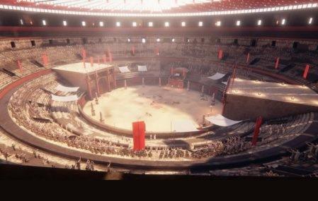 Radical VR's Roman Colosseum