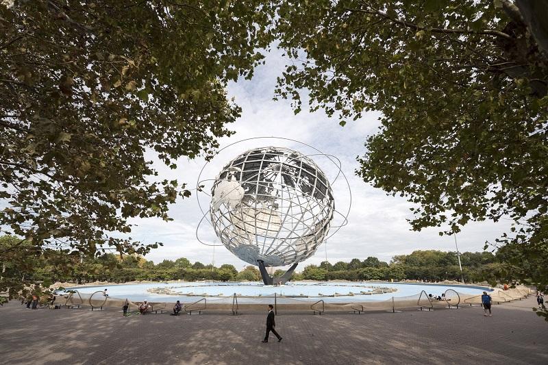 Queens Installation - Ai Weiwei