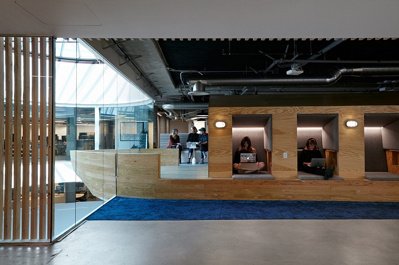 AirBnb Headquarters - WRNS Studio