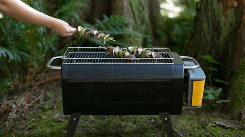 BioLite FirePit - Cooking