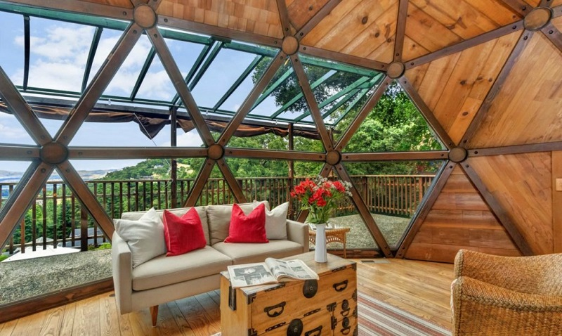 Geodesic Dome Home   Lafayette, CA. U201c