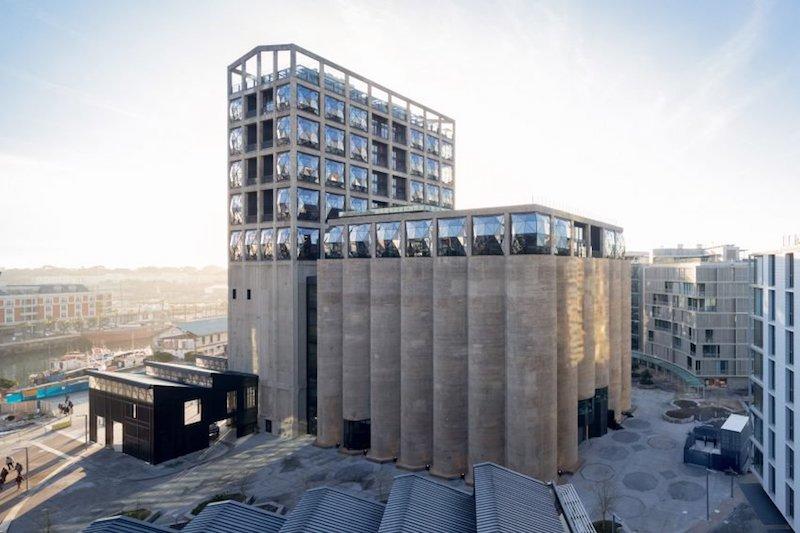 Renovated Grain Silo - Heatherwick Studio