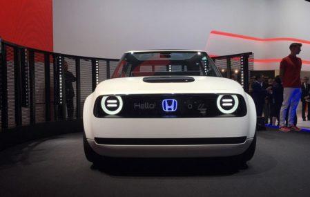 Honda Urban EV Concept Car