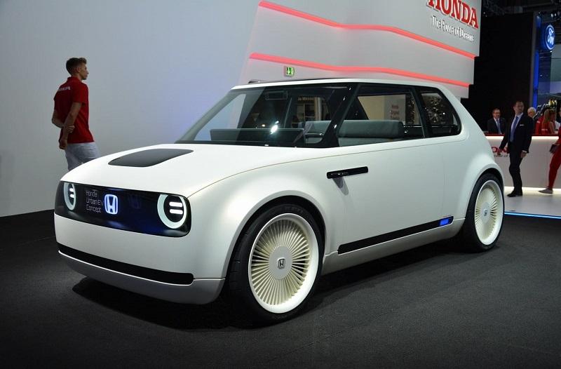 honda unveils new ev concept car with a retro aesthetic. Black Bedroom Furniture Sets. Home Design Ideas