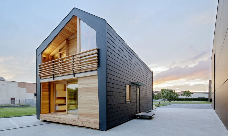 Ultra-Efficient Prefab LeapHome: Design to Delivery in Weeks