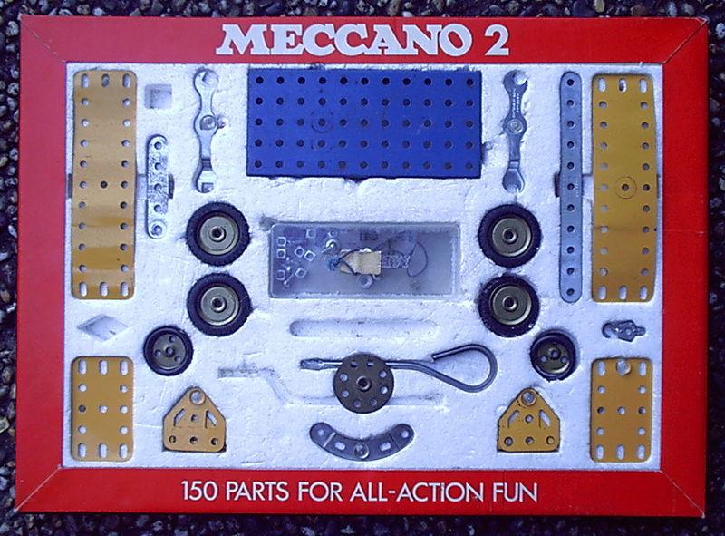 Meccano Kit