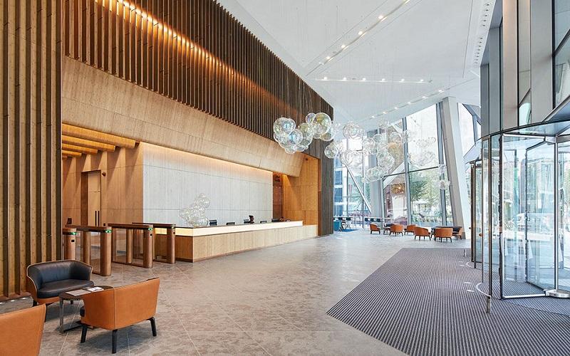 Nova Victoria Complex - Interior