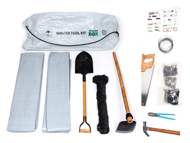 ShelterBox - Tools