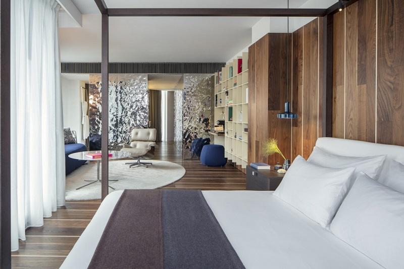 Modern Nautical Luxury In Ibiza The Bold New Sir Joan Hotel