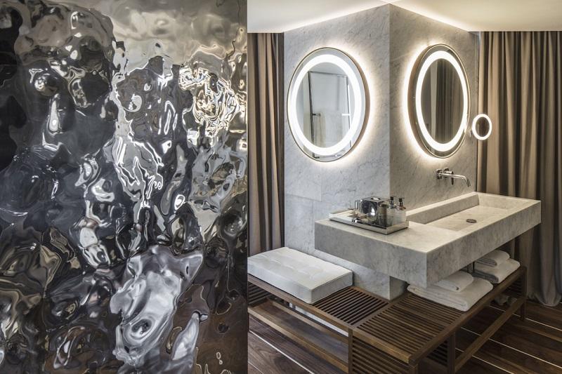 Sir Joan Hotel - Guest Bathroom