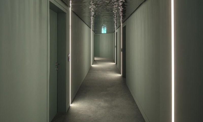 Sir Joan Hotel - Hallway