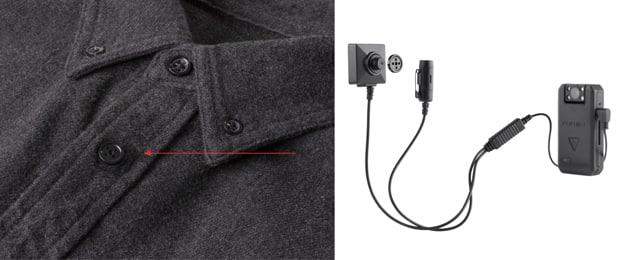 Venture Body Camera - Covert Vision