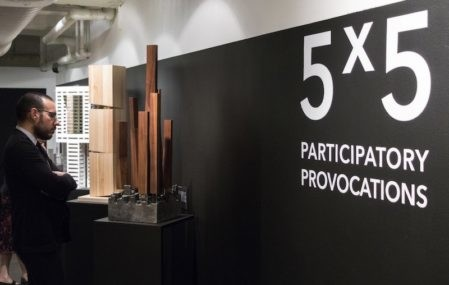 5x5 Participatory Provocations