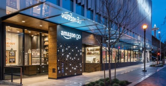 Amazon Go - Seattle