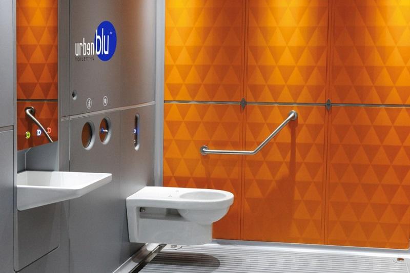 URBEN BLU Restroom