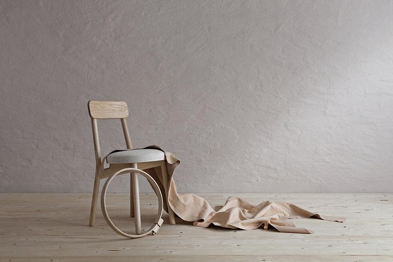 Canvas Chair - Stoft Studio