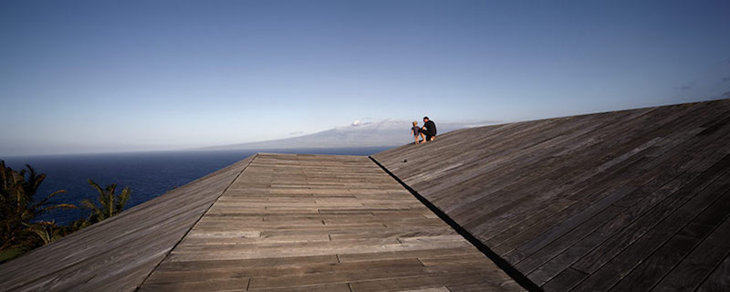 Clifftop House - Walkable Roof