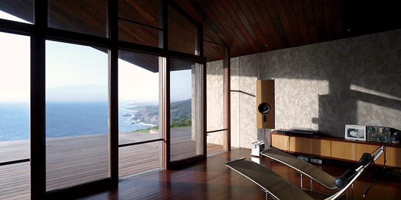 Clifftop House - Dekleva Gregoric