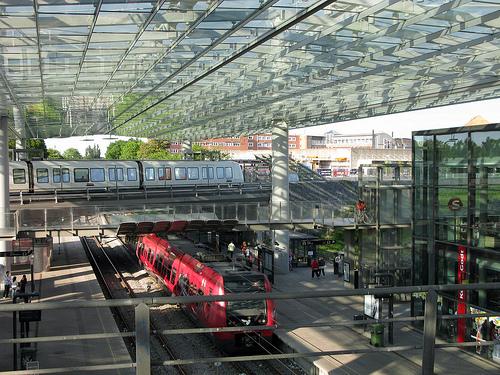Public Transit in Copenhagen