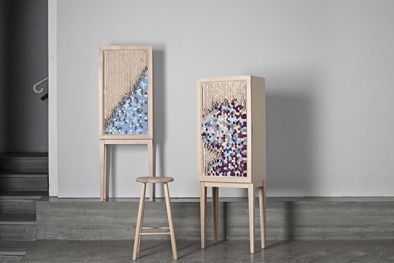 Dear Disaster Cabinets - Stoft Studio