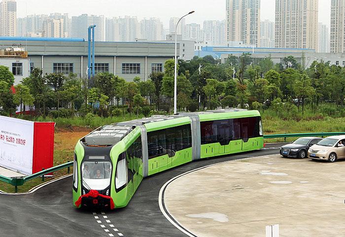 Rail Bus - CRRC