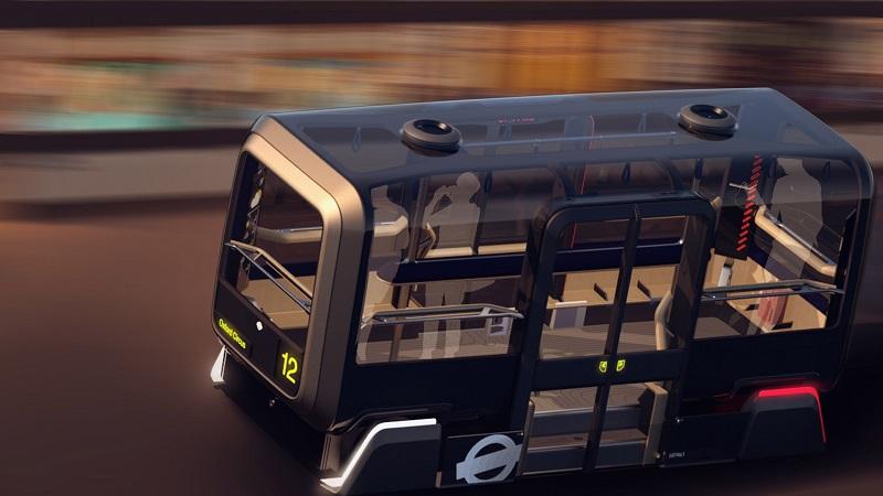 Mini Routemaster - Jonny Culkin
